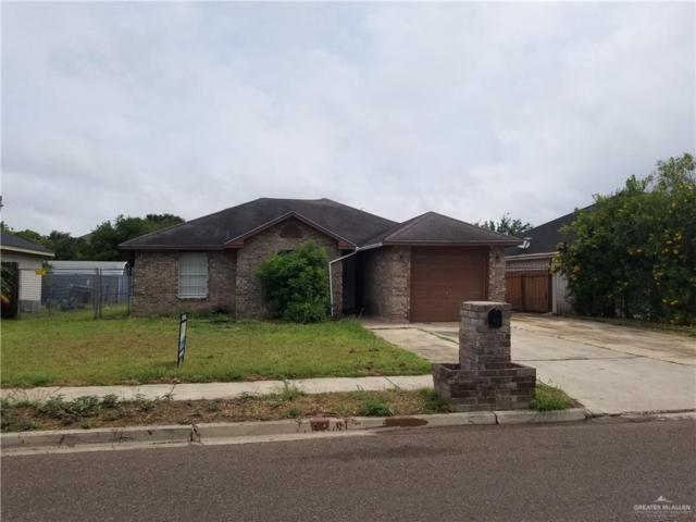 805 Sunrise Lane, Mission, TX 78574 (MLS #315078) :: HSRGV Group