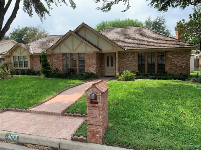 4613 N 8th Street, Mcallen, TX 78504 (MLS #315137) :: HSRGV Group