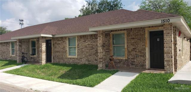 1510 Ithaca Avenue, Mcallen, TX 78501 (MLS #315225) :: HSRGV Group
