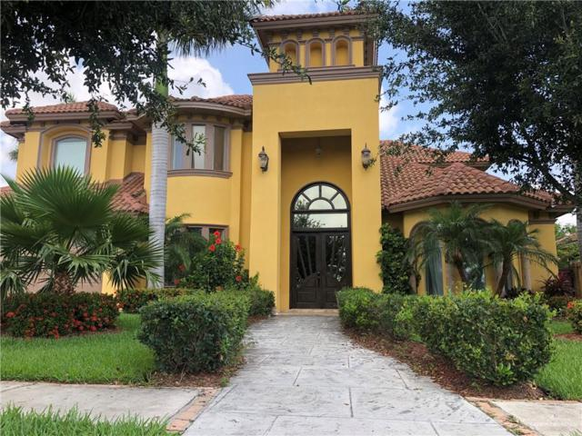 4004 San Clemente Court, Mission, TX 78572 (MLS #315251) :: The Ryan & Brian Real Estate Team