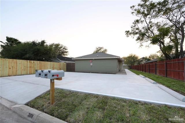 309 17th Street, Mcallen, TX 78501 (MLS #315290) :: Rebecca Vallejo Real Estate Group