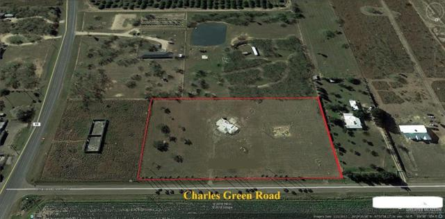 tbd Charles Road, Edcouch, TX 78538 (MLS #315351) :: Jinks Realty