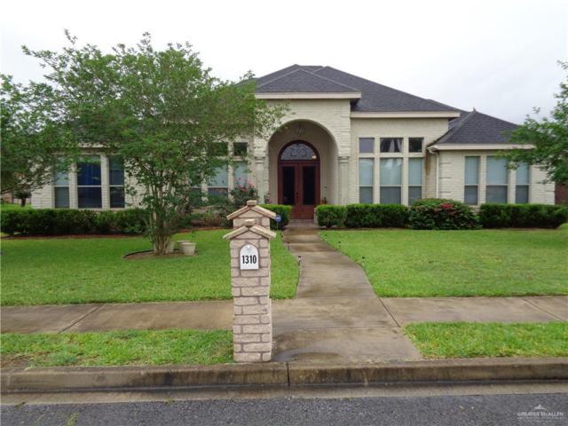 1310 Chalcedony, Weslaco, TX 78596 (MLS #315412) :: The Ryan & Brian Real Estate Team