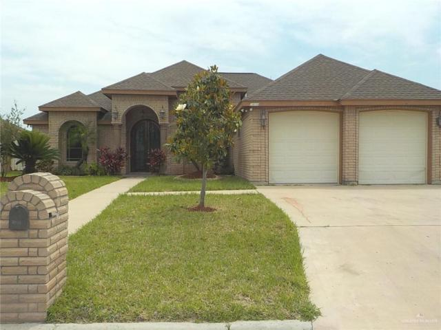 2454 Lady Palm Drive, Rio Grande City, TX 78582 (MLS #315432) :: The Ryan & Brian Real Estate Team