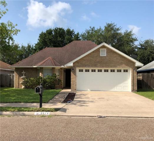 2212 Brock Street, Mission, TX 78572 (MLS #315452) :: BIG Realty