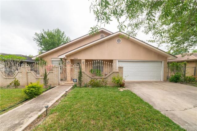 2502 Monterrey Avenue, Hidalgo, TX 78557 (MLS #315474) :: The Ryan & Brian Real Estate Team