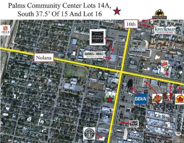 3801 N 10th Street, Mcallen, TX 78501 (MLS #316597) :: HSRGV Group