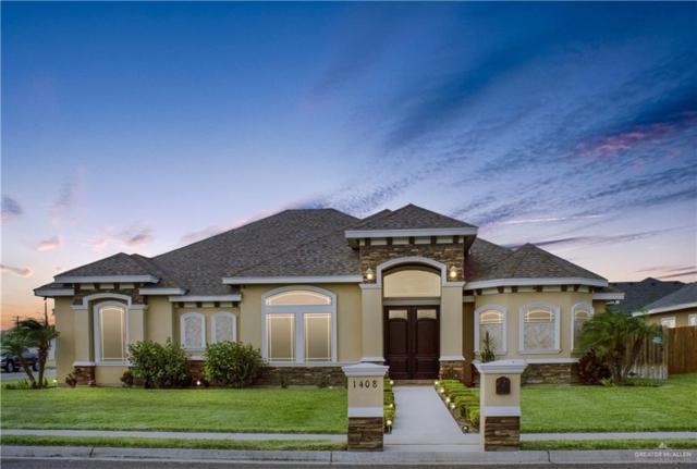 1408 Orquidea Street, Mission, TX 78573 (MLS #316651) :: Rebecca Vallejo Real Estate Group