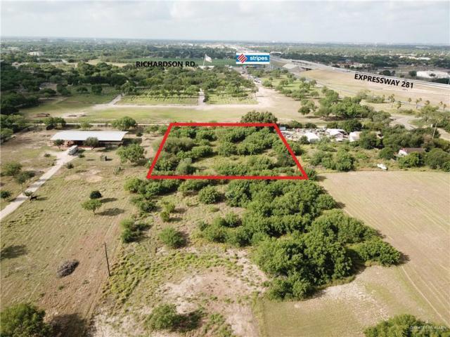 0 Chapin Street, Edinburg, TX 78542 (MLS #316726) :: Rebecca Vallejo Real Estate Group