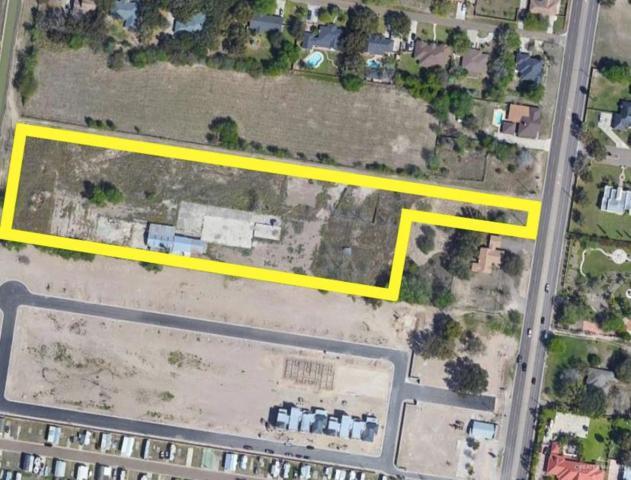 3513 Shary Road, Palmhurst, TX 78572 (MLS #316787) :: The Ryan & Brian Real Estate Team