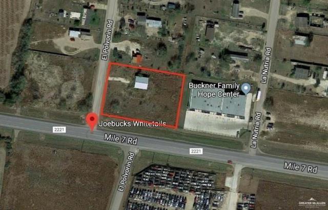 0 Fm 2221, Penitas, TX 78576 (MLS #316791) :: The Lucas Sanchez Real Estate Team