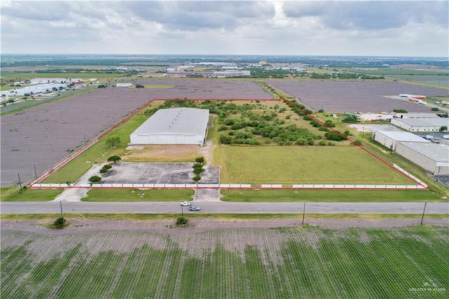 5806 Grimes Avenue, Harlingen, TX 78550 (MLS #316901) :: Jinks Realty