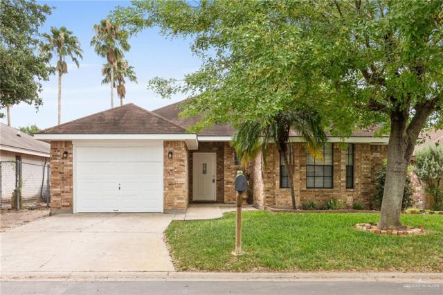 115 Freestone Street, San Juan, TX 78589 (MLS #316916) :: The Ryan & Brian Real Estate Team