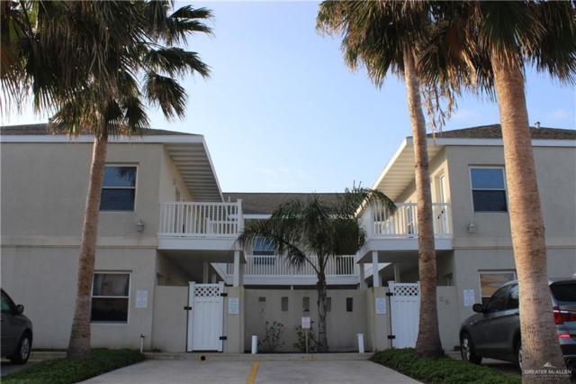 125 E Esperanza Street #7, South Padre Island, TX 78597 (MLS #316923) :: The Ryan & Brian Real Estate Team