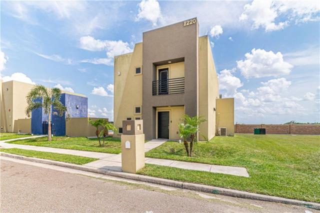 1220 E Camellia Avenue, Mcallen, TX 78501 (MLS #316946) :: The Ryan & Brian Real Estate Team