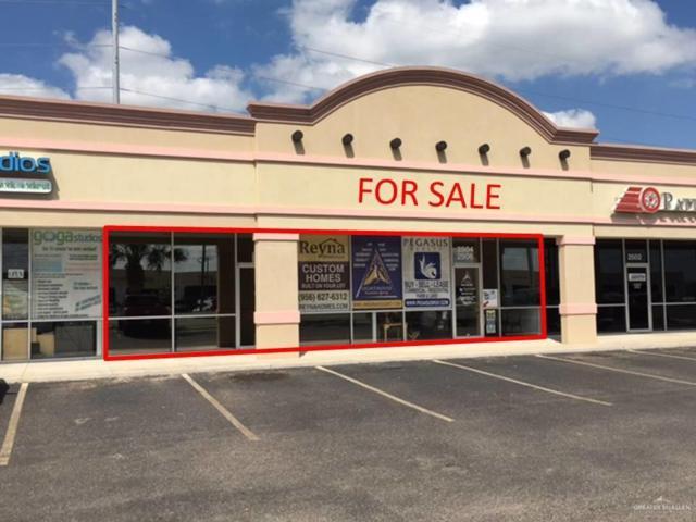 2504 Buddy Owens Avenue, Mcallen, TX 78504 (MLS #317013) :: Realty Executives Rio Grande Valley