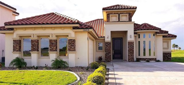 1805 Lago Huron Street, Edinburg, TX 78557 (MLS #317030) :: The Ryan & Brian Real Estate Team