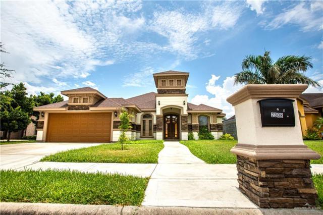 2308 Monte Grande Drive, San Juan, TX 78589 (MLS #317111) :: The Ryan & Brian Real Estate Team