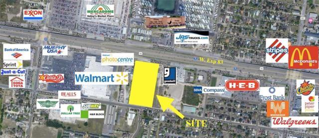 1417 W Expressway 83 Highway, Alamo, TX 78516 (MLS #317127) :: The Ryan & Brian Real Estate Team