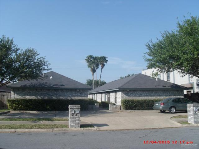 405 E Ulex Avenue, Mcallen, TX 78501 (MLS #317140) :: The Ryan & Brian Real Estate Team