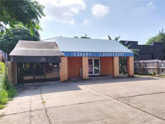 214 N Conway Avenue, Mission, TX 78572 (MLS #317165) :: eReal Estate Depot