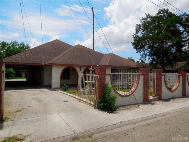 207 S Willow Avenue, Roma, TX 78584 (MLS #317174) :: Jinks Realty
