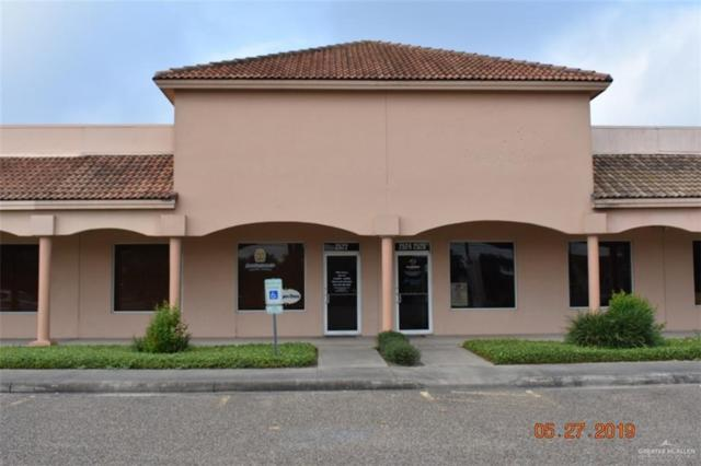 2524 W Freddy Gonzalez Drive, Edinburg, TX 78539 (MLS #317175) :: The Ryan & Brian Real Estate Team