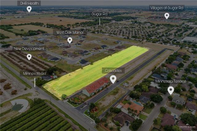 00000 Minnesota Road, Pharr, TX 78577 (MLS #317196) :: eReal Estate Depot