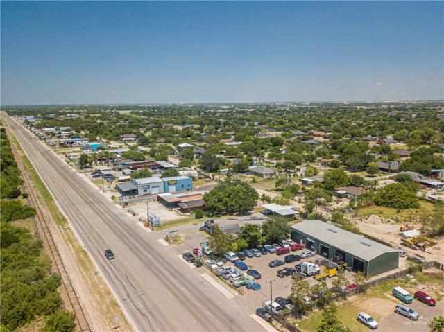516 W Us Highway Business 83, Palmview, TX 78572 (MLS #317224) :: The Ryan & Brian Real Estate Team