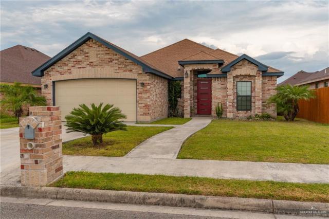 801 Palestina Drive, Weslaco, TX 78596 (MLS #317310) :: The Ryan & Brian Real Estate Team