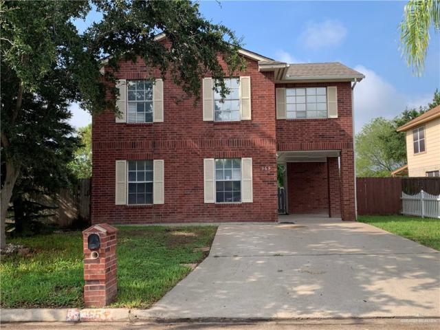 365 Roundup Circle, Edinburg, TX 78539 (MLS #317347) :: The Ryan & Brian Real Estate Team