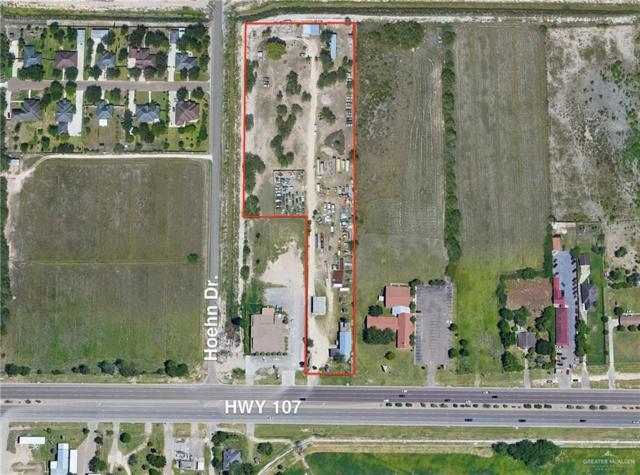 4909 W University Road W, Edinburg, TX 78539 (MLS #317352) :: Realty Executives Rio Grande Valley
