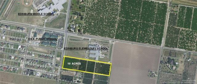 0000 N Rooth Road, Edinburg, TX 78541 (MLS #317359) :: Rebecca Vallejo Real Estate Group