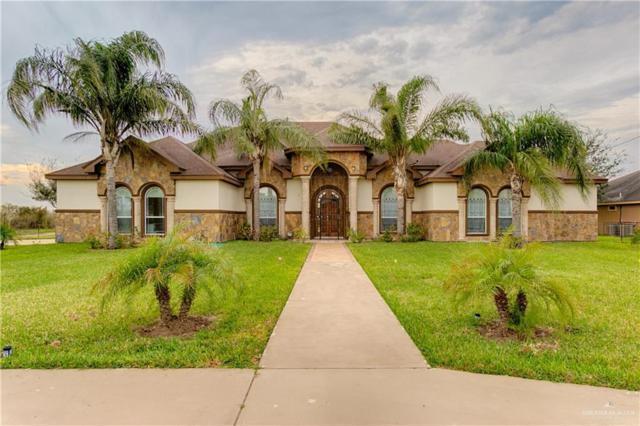 4501 N Kenyon Road, Edinburg, TX 78542 (MLS #317403) :: The Ryan & Brian Real Estate Team