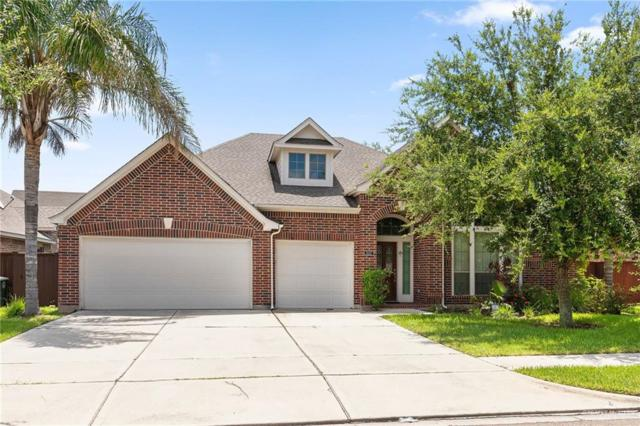 3607 Santa Maria, Mission, TX 78572 (MLS #317464) :: The Ryan & Brian Real Estate Team