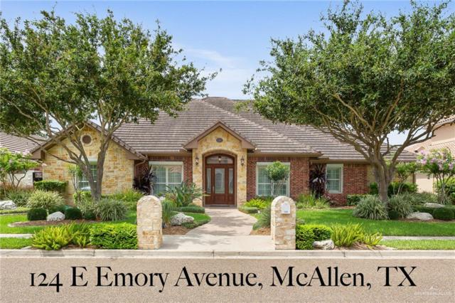 124 E Emory Avenue, Mcallen, TX 78504 (MLS #317489) :: The Ryan & Brian Real Estate Team