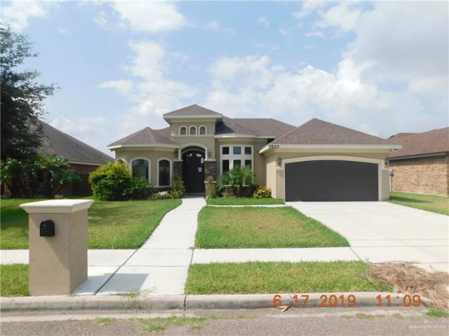 3520 Aquamarine Lane, Edinburg, TX 78541 (MLS #317491) :: The Ryan & Brian Real Estate Team