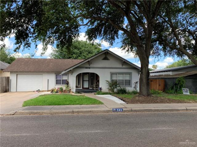 305 S Oklahoma Avenue S, Weslaco, TX 78596 (MLS #317560) :: The Lucas Sanchez Real Estate Team