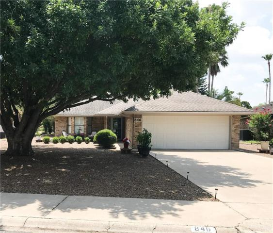 846 Citrus Drive, Alamo, TX 78516 (MLS #317580) :: HSRGV Group