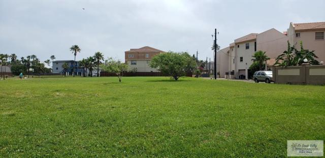 109 Parade Drive, South Padre Island, TX 78597 (MLS #317589) :: Jinks Realty