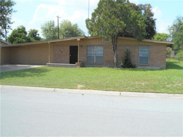 310 W Jackson Avenue, Pharr, TX 78577 (MLS #317614) :: The Ryan & Brian Real Estate Team