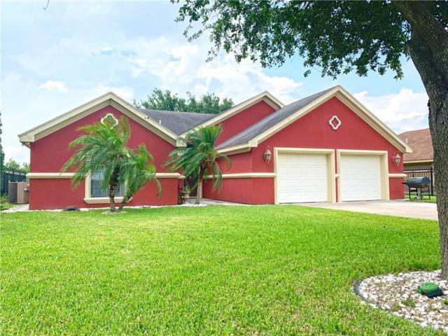 2012 Happy Street, Mission, TX 78573 (MLS #317615) :: The Ryan & Brian Real Estate Team