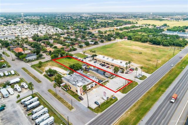 1609 E Expressway 83, Mission, TX 78572 (MLS #317685) :: BIG Realty