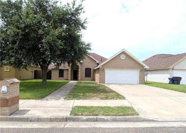 4813 La Vista Street, Mcallen, TX 78501 (MLS #317747) :: BIG Realty
