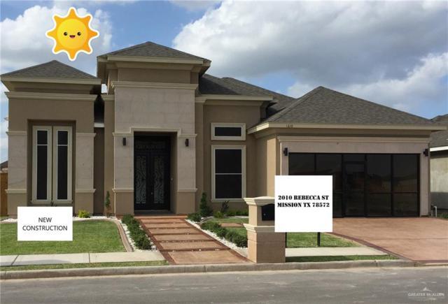 1610 Rebecca Street, Mission, TX 78572 (MLS #317750) :: The Ryan & Brian Real Estate Team
