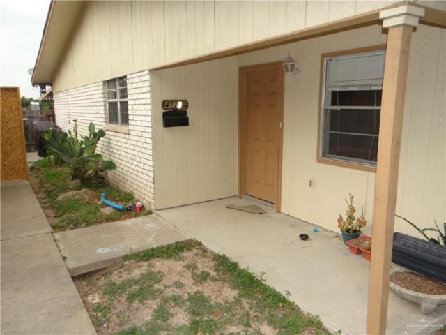 411 N 41st Street #6, Mcallen, TX 78501 (MLS #317767) :: The Lucas Sanchez Real Estate Team