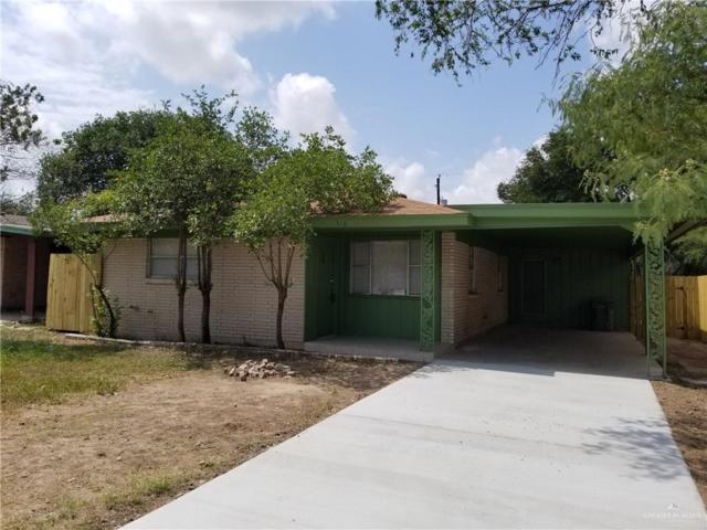 516 W Stubbs Street, Edinburg, TX 78539 (MLS #317947) :: The Ryan & Brian Real Estate Team