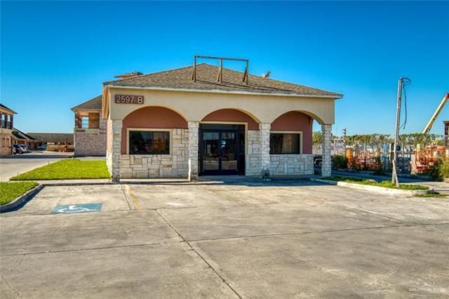 2597 W Us Highway 77 B, San Benito, TX 78586 (MLS #318183) :: Realty Executives Rio Grande Valley