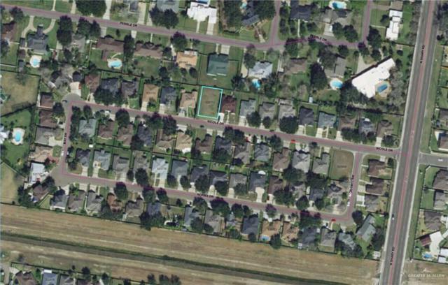 2215 Nicole Drive, Mission, TX 78572 (MLS #318299) :: HSRGV Group