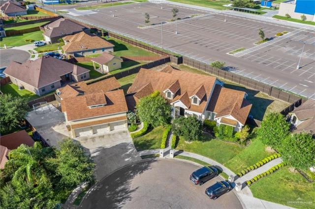 525 Frio Drive, Edinburg, TX 78539 (MLS #318312) :: The Ryan & Brian Real Estate Team